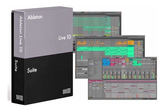 Ableton 10.1 + Serum + Sylenth 1 + Massive + Sample Pack