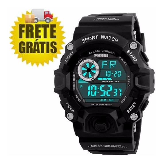 Relógio Masculino Digital Esportivo Skmei Prova D