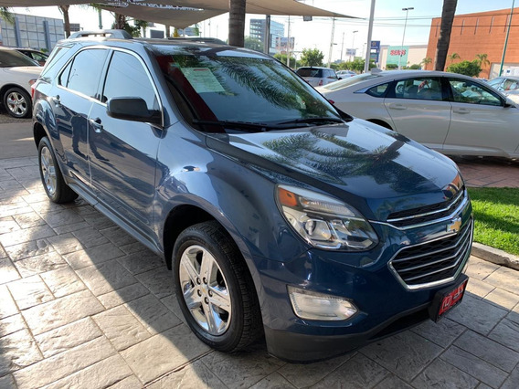 Chevrolet Equinox Lt Automatica 2016