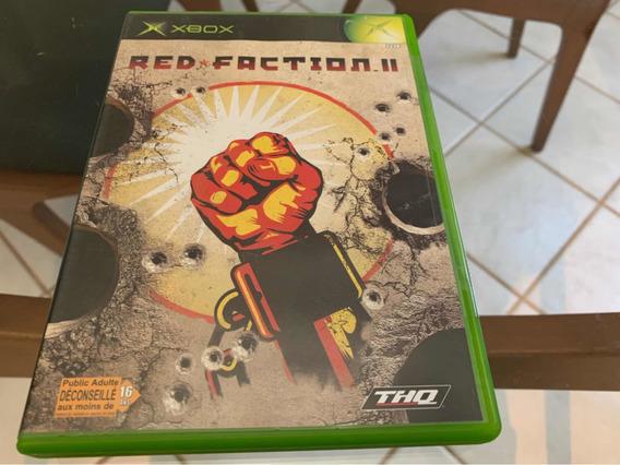 Red Faction 2 Xbox Clássico Lacrado Novo