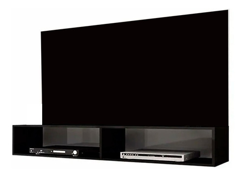 Soporte Para Tv Led Lcd Colortabaco - Rack  Muebles Web