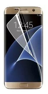 Kit 5 Película De Gel Samsung Moto LG iPhone Cobre Tela Toda