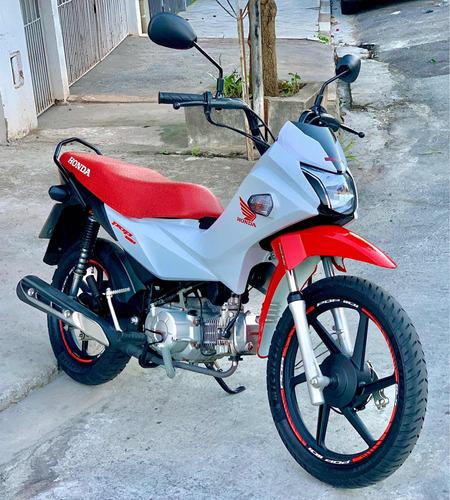Imagem 1 de 14 de Honda Pop 110i