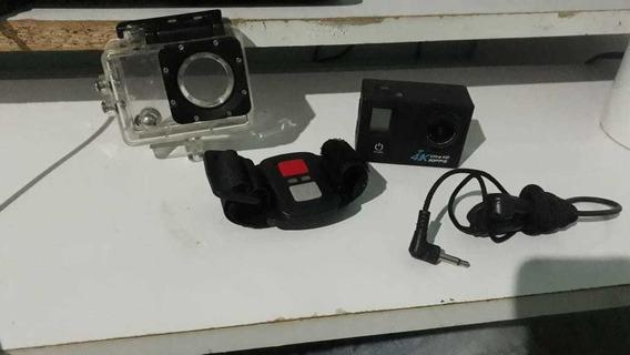 Câmera Filmadora 4k Wi-fi