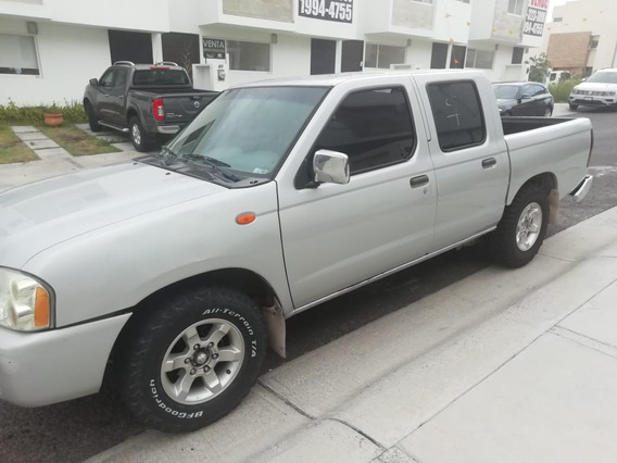 Nissan Frontier Doble Cabina 2011