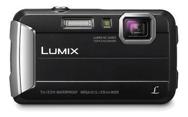Câmera Digital Panasonic Lumix Dmc-ts25 Prova Água