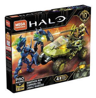 Warthog Run Halo Mega Construx