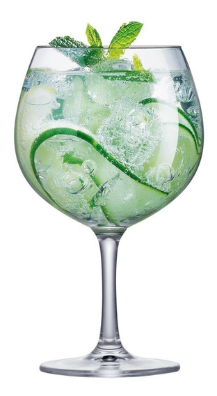 Taça De Gin Cristal Club