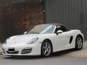 Porsche Boxster Cabrio Pdk