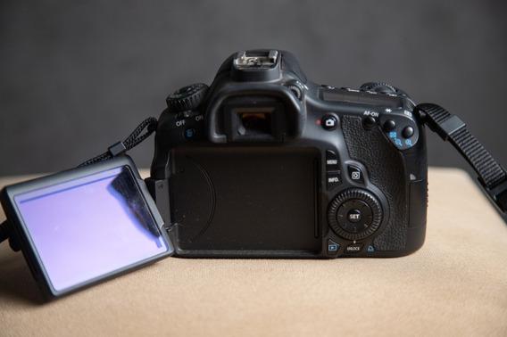 Canon 60d Impecável *somente Corpo