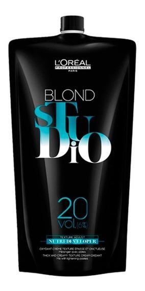 Revelador Blond Studio X1000ml Loreal Professionnel