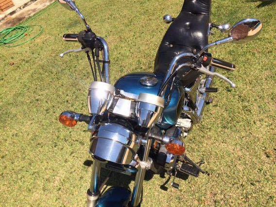 Kawasaki Vulcan 750vn