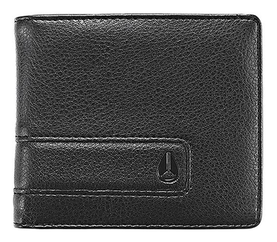 Billetera Nixon Showoff Bi-fold Wallet