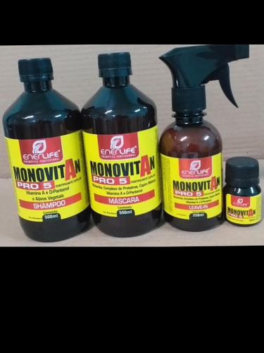 Linha Top Monovitan Pro 5 / Kit.