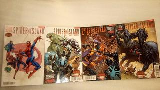 Spider Island (2016) $60 C/u