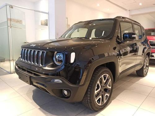 Jeep Renegade Longitude Automática 749+ Cuotas $24.500