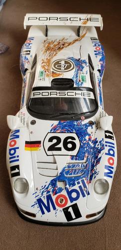 Imagem 1 de 9 de Porsche Gt1  Ut Model 1/18