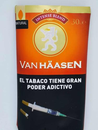 Van Hassen Tabaco Para Armar X5 Intense Naranja Van Haasen