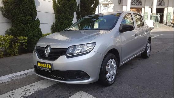 Renault Sandero 1.0 Flex Completo A/c Troca 2015
