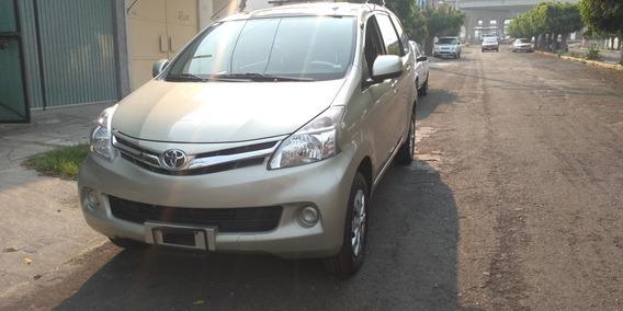 Toyota Avanza 1.5 Premium At 2012
