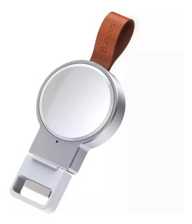 Carregador Apple Watch Serie 1/2/3 E 4 Sem Fio Baseus