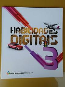 Livro Habilidades Digitais 3 Editora Moderna Ltda