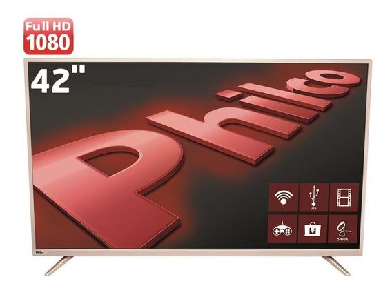 Tv Philco 49 Dourada Com Defeito