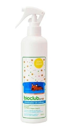 Eliminador De Odores Pets  300ml - Bioclub 0042