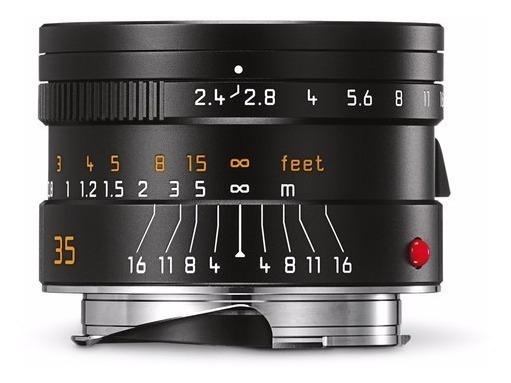 Leica Summarit-m 35mm F/2.4 Asph Lente