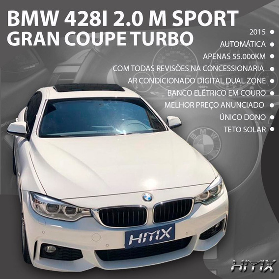 Bmw 428i 2.0 M Sport Gran Coupe 16v Turbo Gasolina 4p