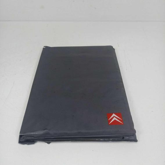 Manual Proprietário Condutor Citröen C5 2001 A 2005 Original