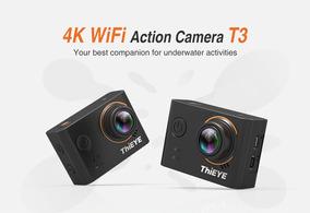 Camera De Ação Thieye T3 4k Wifi