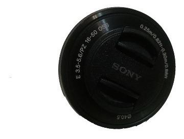 Sony A6300 + Latente 16-50 Em Ótimo Estado