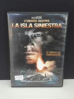 Pelicula La Isla Siniestra - Dvd Original - Los Germanes