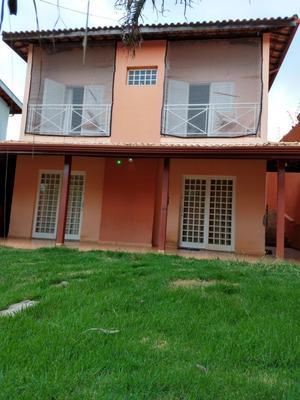 Casa Sobrado 3 Drms, 1 Suíte, Vl.nogueira,lagoa Do Taquaral