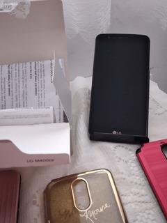 Celular Lg K 10 Pro.