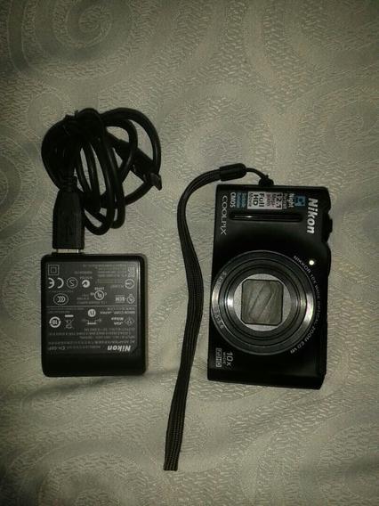 Camara Digital Nikon S8100