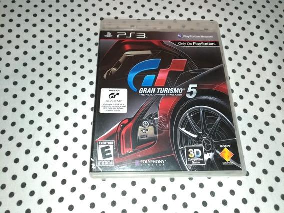 Gran Turismo 5 - Ps3 Mídia Física
