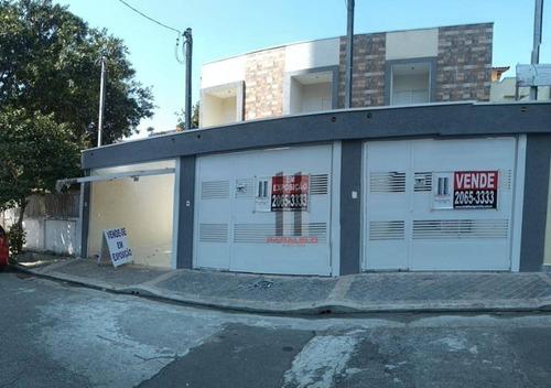 Sobrado À Venda, 130 M² Por R$ 750.000,00 - Vila Zelina - São Paulo/sp - So1384