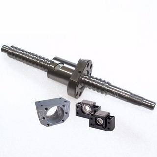 Tornillo De Bola Recirculante 16mm Sfu1605-1250mm + Sbk12