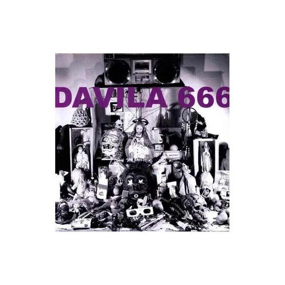 Davila 666 Davila 666 Usa Import Lp Vinilo Nuevo