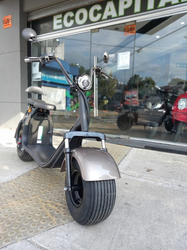 Monopatin Scooter Sunra Spyracing Harley 0km 1000w Litio M