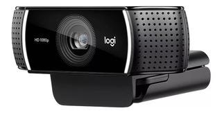 Webcam Logitech C922 Pro Stream 1080p +tripode Cuotas Lz