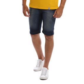 a0fcb4939 Prefixo Jeans - Bermudas Jeans Masculinas Azul petróleo no Mercado ...