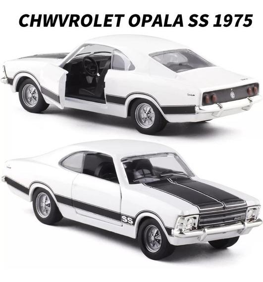 Miniatura Carros Brasileiros Opala - Alfa Romeu