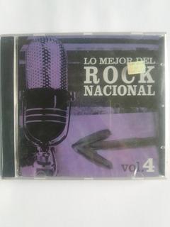 Lo Mejor Del Rock Nacional V4.(rock Latino).