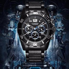 Relógio Masculino De Luxo Original Pronta Entrega Promoção