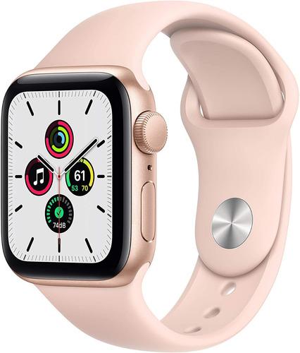 Apple Watch Serie Se Gps 40 Mm Gold Sport Band