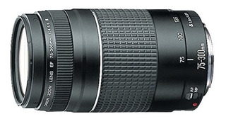 Canon Ef 75-300mm F / 4-5.6 Iii Teleobjetivo Z