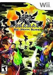 Muramasa: The Demon Blade - WiiAmericano